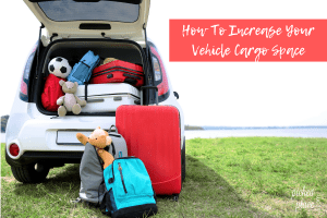 Do I really need a new vehicle, or can I find a creative (and less expensive) solution to the lack of cargo space in my vehicle? See how one busy mom of five found her vehicle cargo space solution for under $100!
