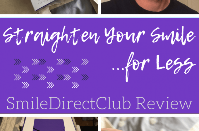 straighten your smile for less with invisible aligners - smiledirectclub review