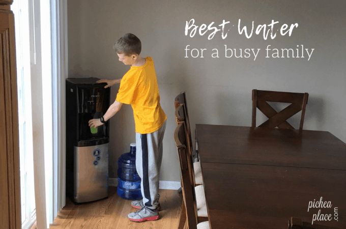 best water busy family primo water